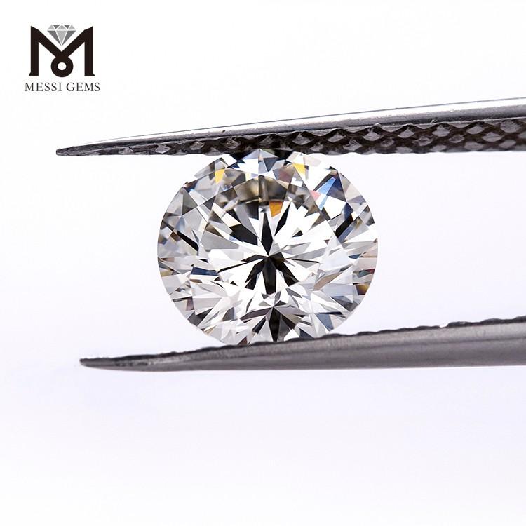 2.52ct synthetic diamond stone G VVS2 NGIC wholesale cvd diamond