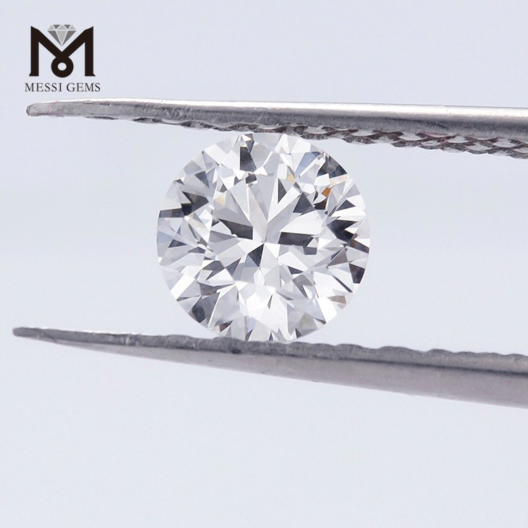 1ct loose moissanite diamond E VS1 IDEAL hpht synthetic diamonds