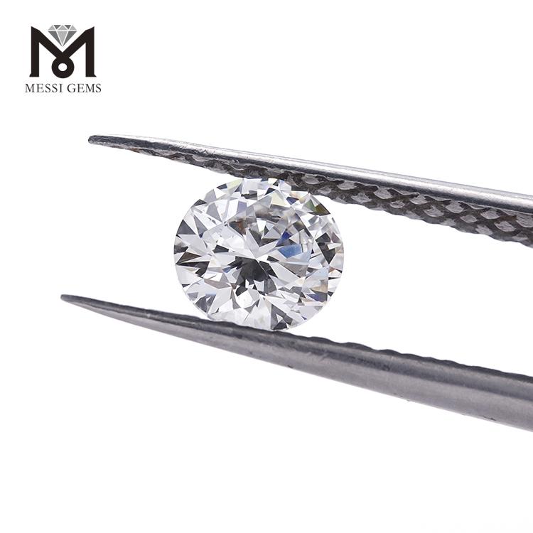 1.008ct d vs2 hpht diamond EX brilliant cut loose diamond